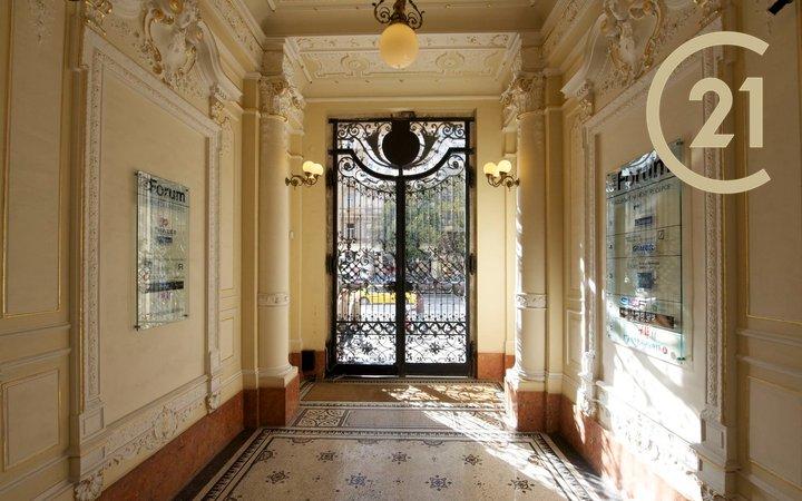 Pronájem, Kanceláře na Václavském náměstí, 59 m² - Praha 1