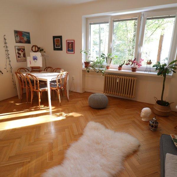 Pěkný byt 3+1 + samostatná garáž, Praha - Klánovice
