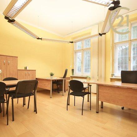pronájem, kanceláře Erbenova, Brno - Černá Pole