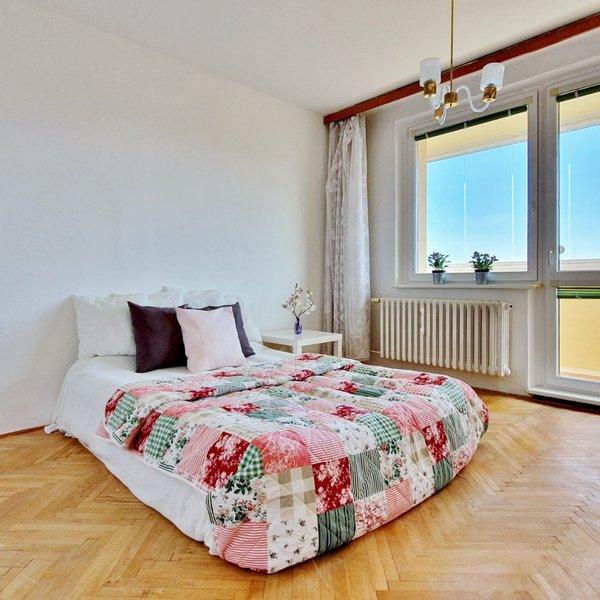 Prodej bytu 3+1 s nádherným výhledem Bystrc