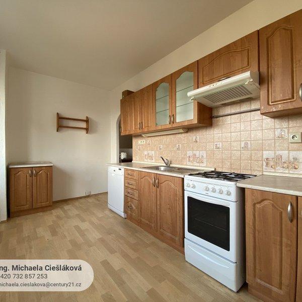 Pronájem, Byt 3+1, 68 m², Nové Pavlovice
