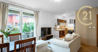 Prodej mezonetového bytu 3+kk/předzahr./2PS, 70 m2, Chotětov – Hřivno (MB)