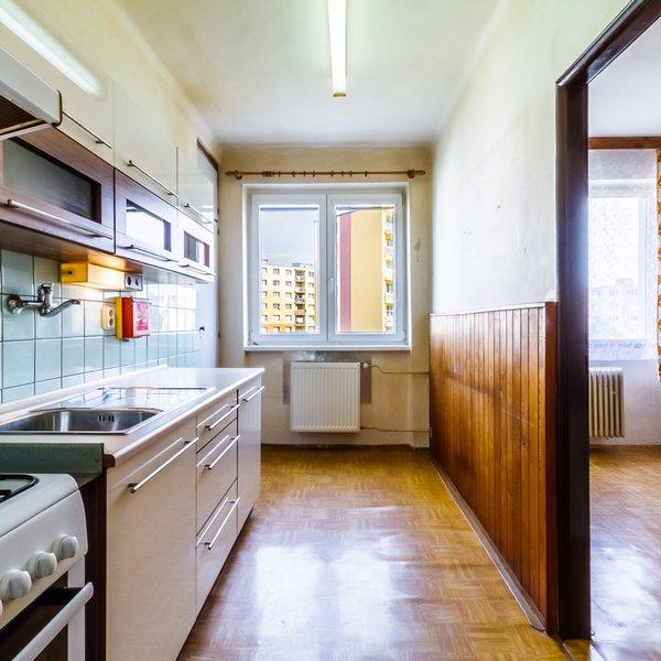Prodej, Byty 3+1/B, OV, 73 m² - Dobřany