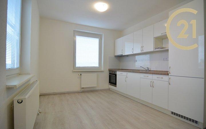 Pronájem bytu 3+kk, 52m2, Praha - Michle