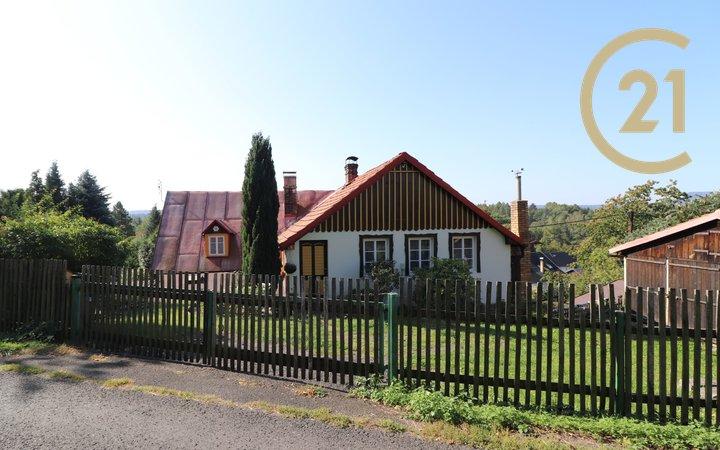 Prodej, Chalupa, 200 m2, Janov u Hřenska
