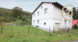 Prodej rodinného domu 315m2 na pozemku 955m² - Lipová-lázně, Horní Lipová