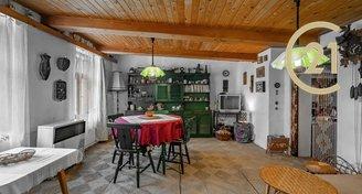 Prodej chalupy - obec Rybníček, okres Vyškov