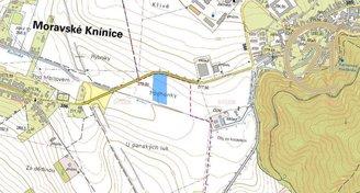 Prodej zemědělských pozemků 10 615 m², k.ú. Moravské Knínice okres Brno-venkov