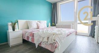 Prodej bytu 2+1, 61m² - Brno - Bystrc