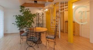 Pronájem, Byty 5+kk, 125m² - Praha - Košíře