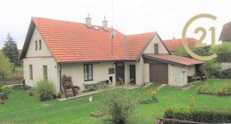 Prodej rodinného domu Trpišov, Slatiňany