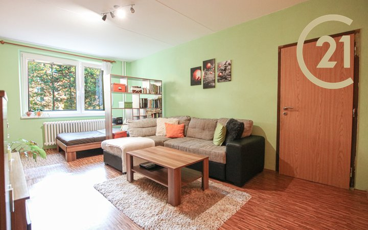 Prodej, Byty 1+1, 45m² - Brno - Bystrc
