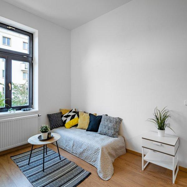 Prodej moderního bytu 1+kk, Chrudim - centrum, Novoměstská