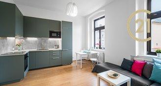 Prodej moderního bytu 2+kk Chrudim, Novoměstská