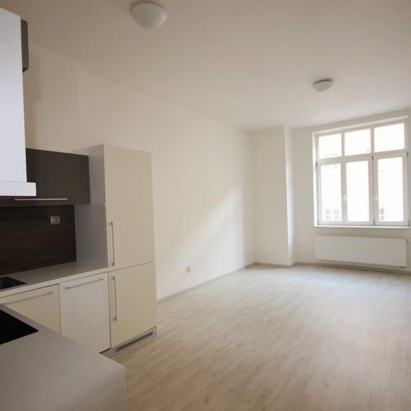 Pronájem bytu 1+kk, Ostrava, ul.Poštovní.