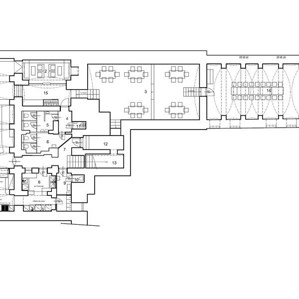 Pronájem, Kanceláře, 229m² -
