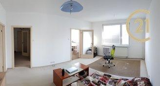 Pronájem bytu 2+1, 68 m² - Chrudim IV, ulice Husova