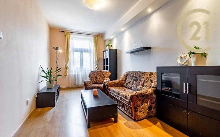 Pronájem, Byty 2+1, 56 m², ul. Kreibichova, Slaný