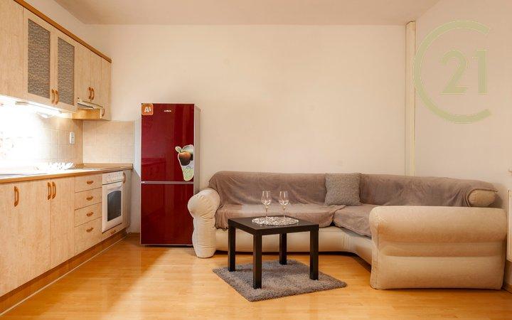 Pronájem bytu 1+kk, Nový Jičín, ul. B. Martinů.
