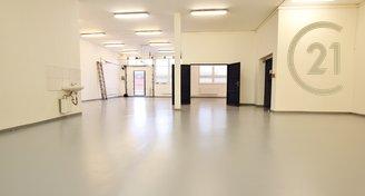 Pronájem, Obchodní, skladovací prostory, 150m² - Olomoucká ul. Brno