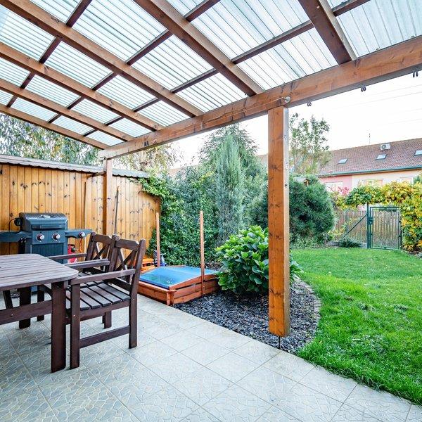 Prodej, Rodinný dům, 130 m², se zahrádkou - Nehvizdy