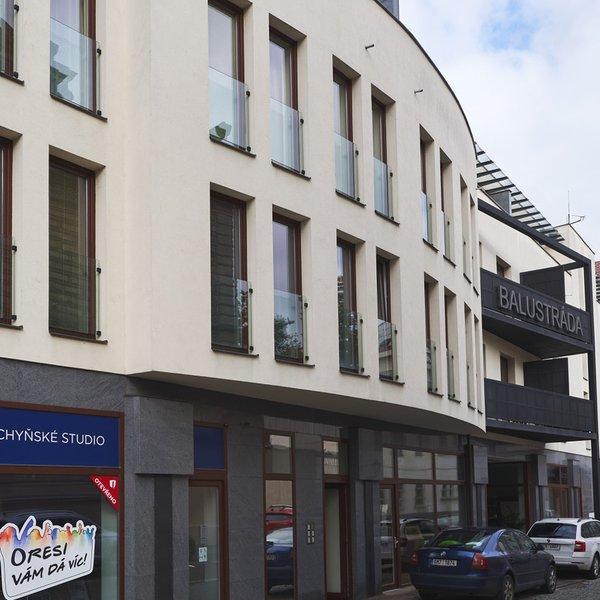Prodej bytu 1+kk, 37 m² - Chrudim I