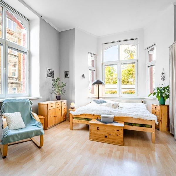 Prostorný byt, 4+1, 119 m², s balkonem - Děčín II - Nové Město