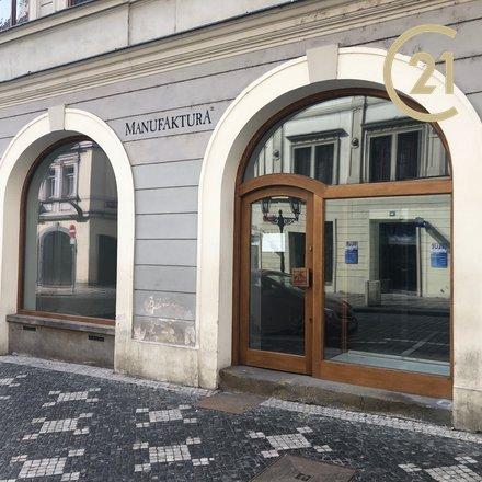 Pronájem, Obchodní prostory, 120 m² - Praha 1