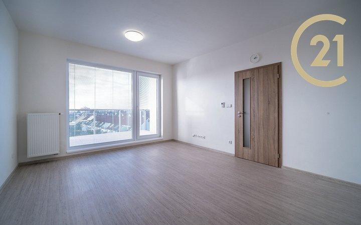 Pronájem bytu 2+kk s terasou, Suché Vrbné České Budějovice