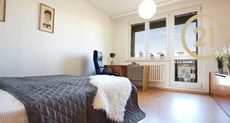 Pronájem bytu 2+1, 59m²  Brně - Řečkovicích