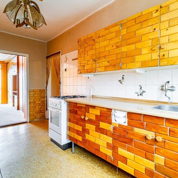 Prodej, Bytu 2+1, 49,75 m² - ul. Sevastopolská Kladno