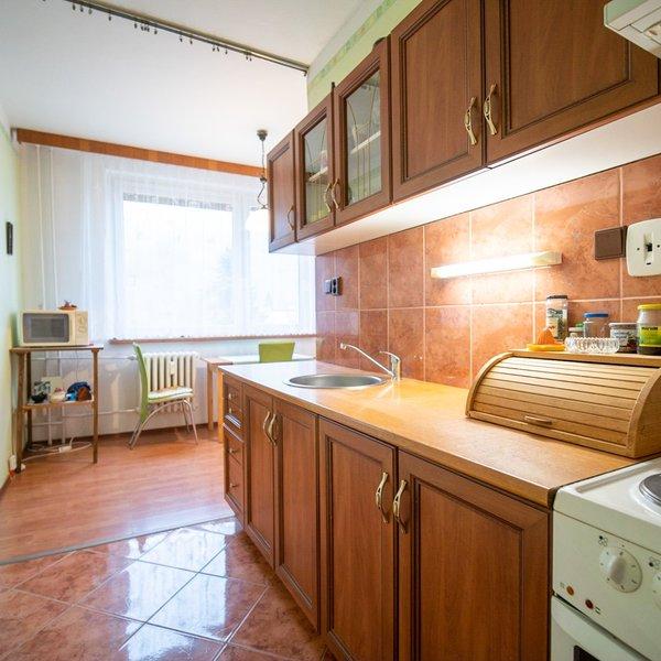 Prodej bytu 3+1 v Oskavě, panel, 71 m2, družstevní
