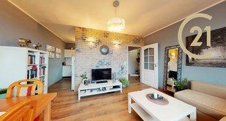 Prodej bytu 2+kk s lodžií, 48m² - Brno - Bohunice