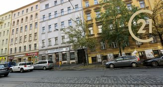Pronájem  bytu 38m2, 2+kk v Korunní ulici