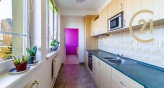 Pronájem, Byty 2+1, 55 m² - ul. Moskevská Kladno