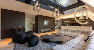 prodej nadstandardně zrenovovaného bytu ve fázi novostavby, 4+kk/T, 210m² Praha 1 - Josefov