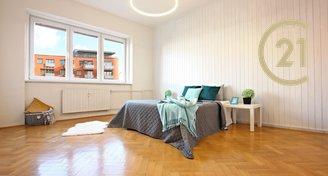 Prodej prostorného bytu 2+1, 68m² , Brno - Královo Pole