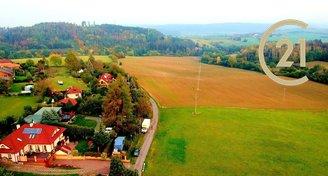 Nabízíme krásný pozemek, v obci Ondřejov o celkové výměře 5 916m2