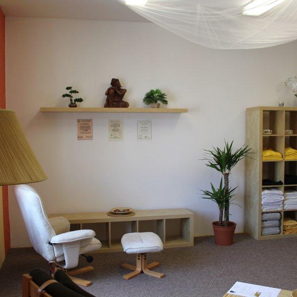 Pronájem dvou spojených místností v centru Rakovníka