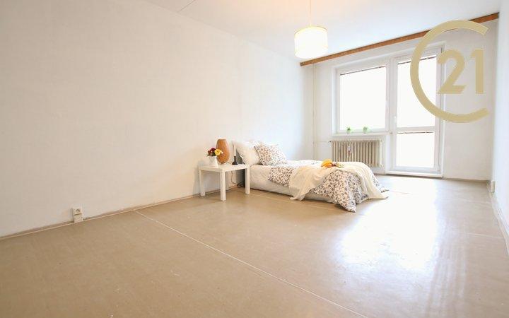 Byt 1+1, 41m² + lodžie 4 m2 + sklep - Brno - Bystrc