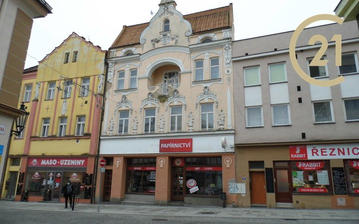 Prodej činžovního domu, Kroměříž