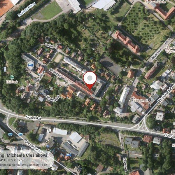 Prodej, bytový dům, 576 m² - Liberec, Staré Město