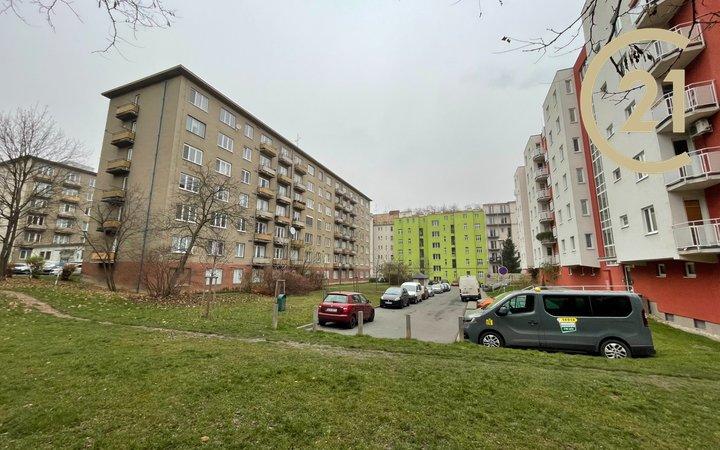 Prodej bytu 2+1, 57m², Trýbova, Brno
