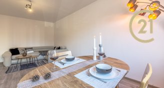 Prodej bytu 2+1, 63 m2 (sklep)