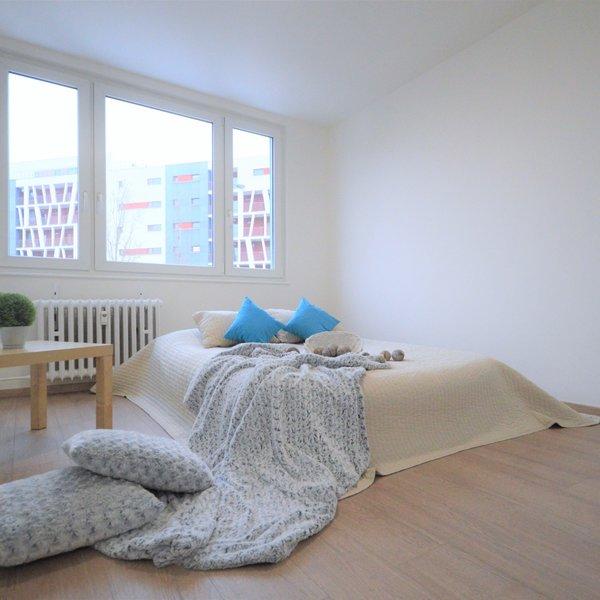 Zrekonstruovaný byt 3+1, Praha - Záběhlice