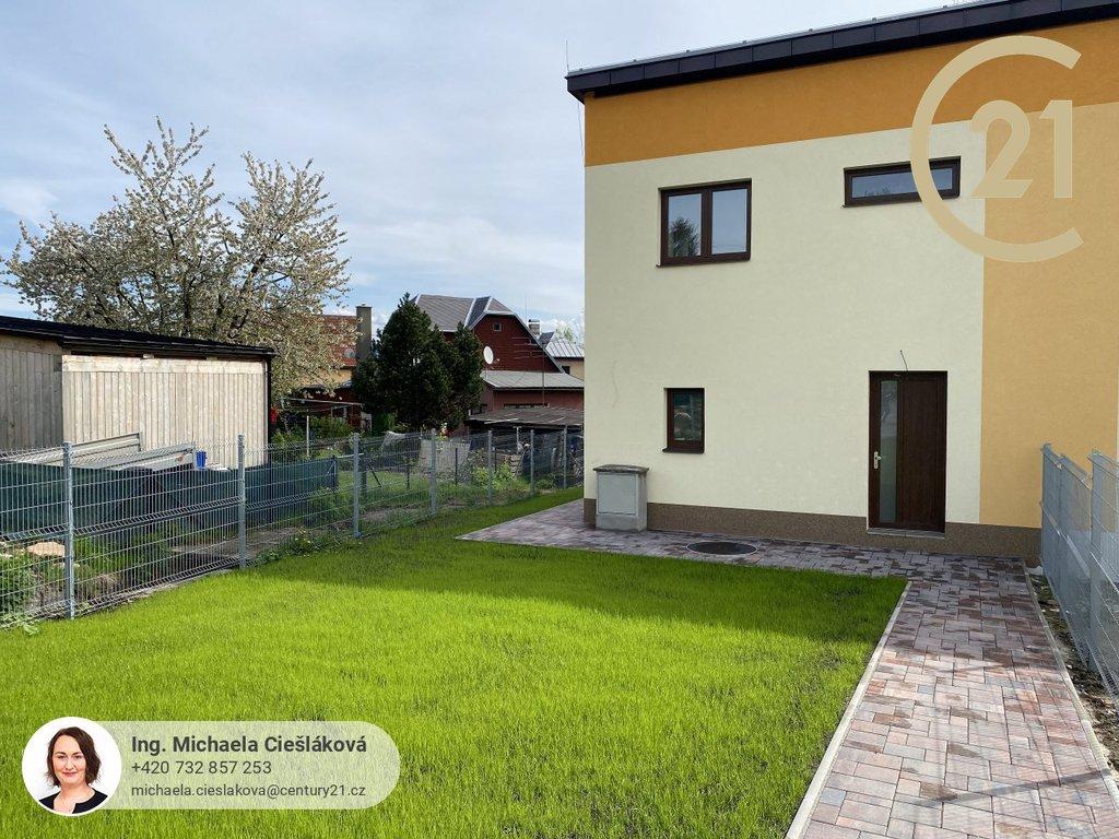 Prodej, rodinný dům 4+kk, novostavba, 132m² -