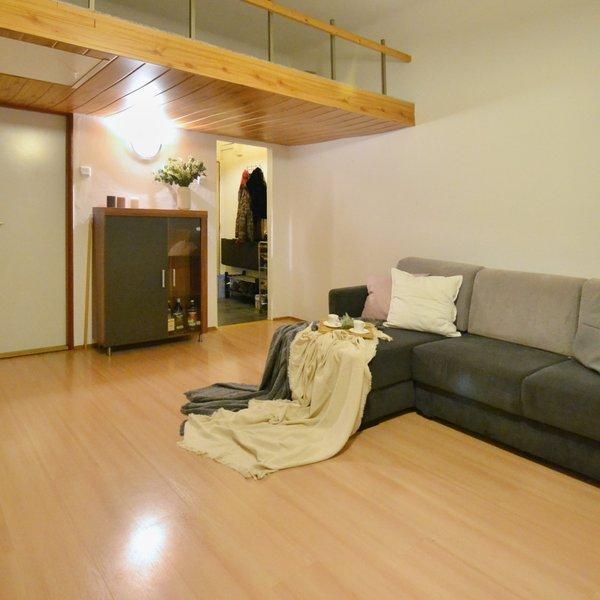 Pronájem bytu 1+kk, 27m² - Podolí