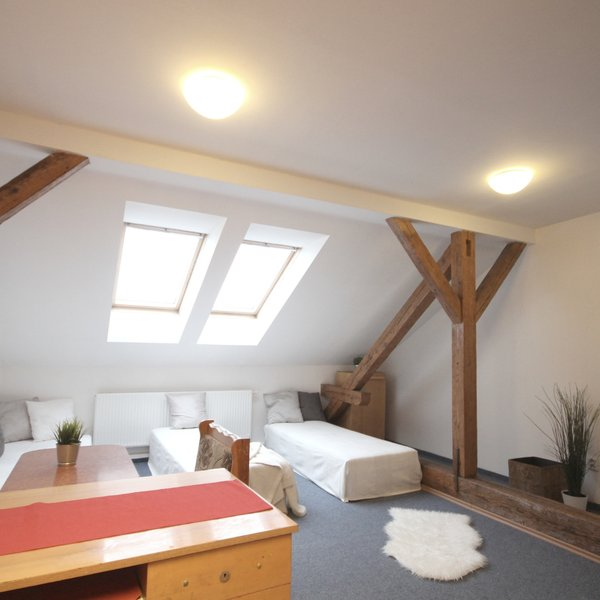 Pronájem bytu 2+kk, 56 m² Brno - Zábrdovice