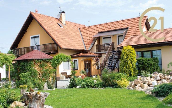 Prodej, Rodinný dům, 411m² - Žiželice - Zbraň( okres Kolín)