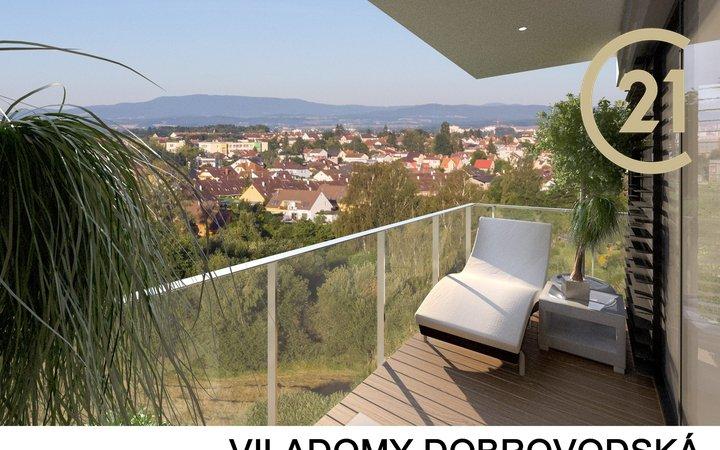 Prodej bytu 2+kk, ulice Dobrovodská, České Budějovice